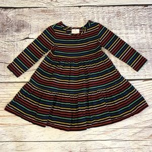 Hanna Andersson Striped Dress
